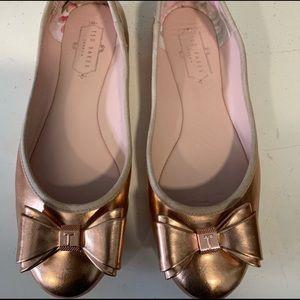 d1f2b1f87 Ted Baker Shoes | Nwt Anislee Jelly Flats | Poshmark